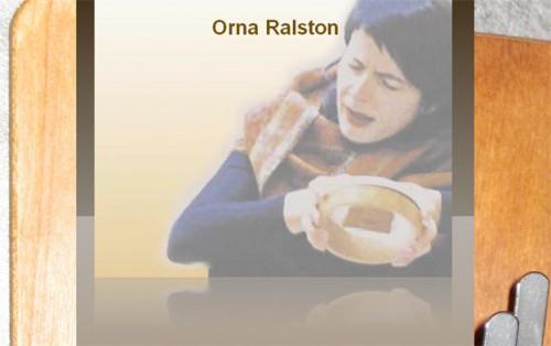 Orna Ralston http://www.ornaralston.ch
